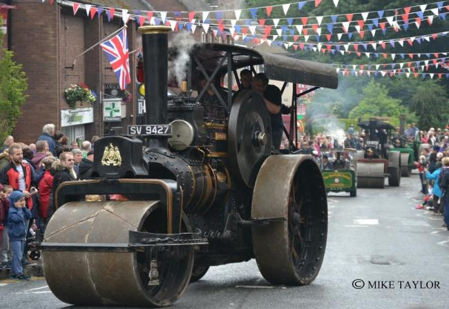 Lymm Historic Transport Day 						           Picture: Mike Taylor
