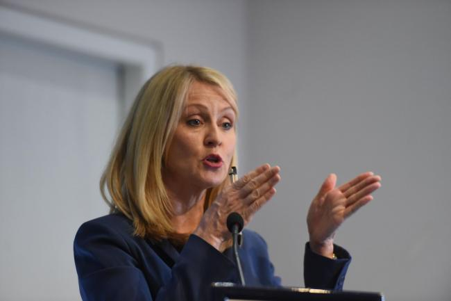 Top officer backs Tatton MP Esther McVey's police covenant battle