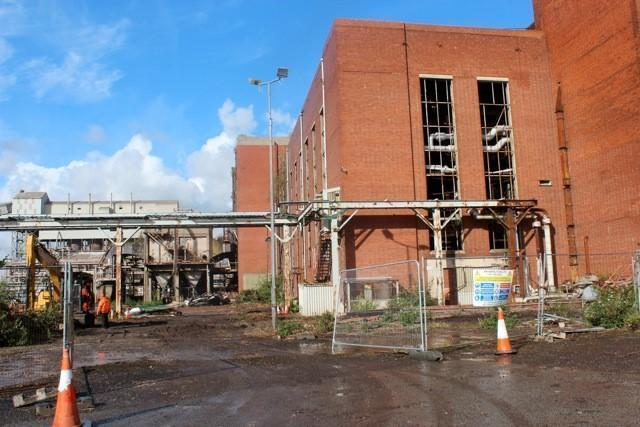 Lostock Works