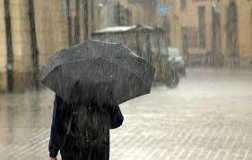 Heavy rain and some thunderstorms could bring a chance of flooding and travel disruption