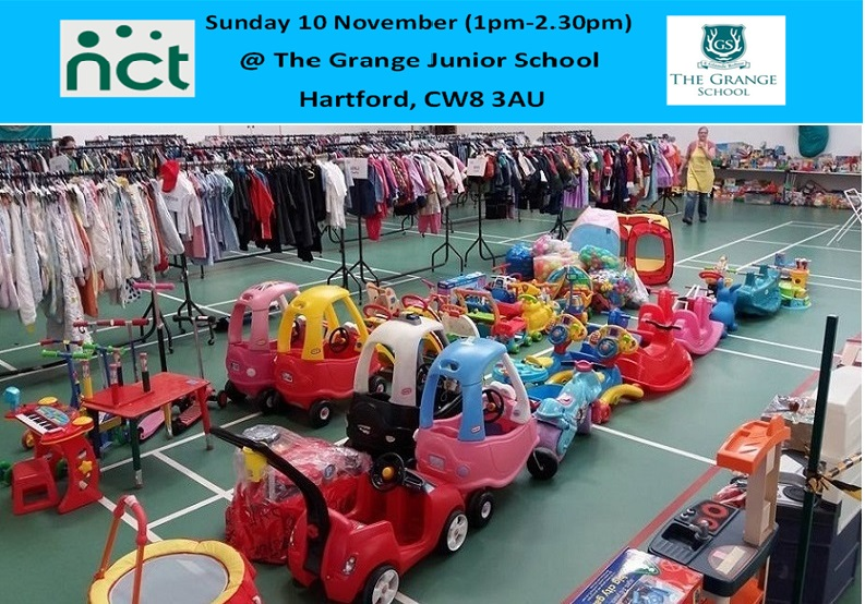 Northwich NCT Nearly New Sale