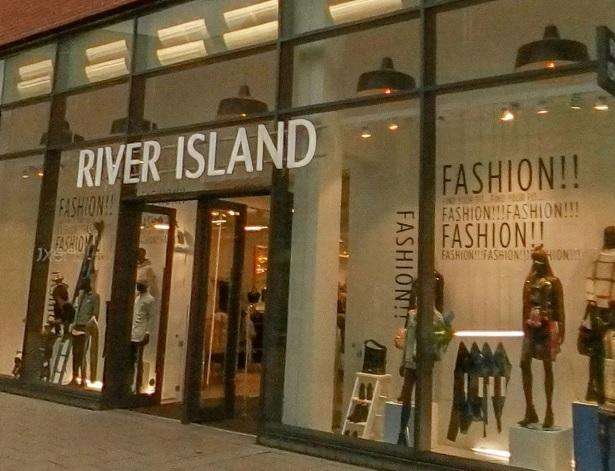 A River Island store. Google Maps