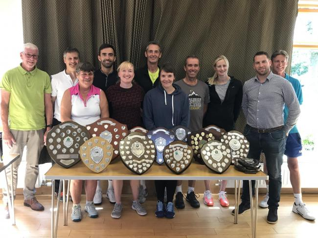 South & Mid Cheshire League presentation day