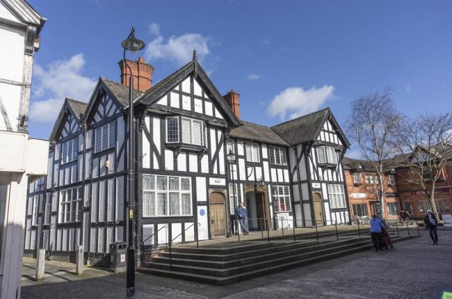 Northwich Library