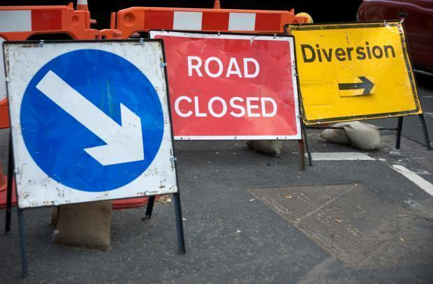 Winnington Avenue to be closed for the next two weekends