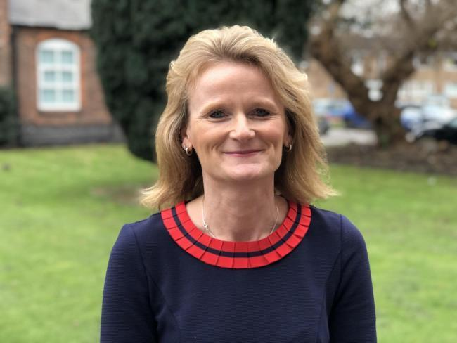 Clare Watson, chief officer for NHS Eastern Cheshire, Vale Royal, South Cheshire and West Cheshire CCGs