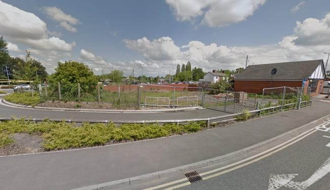 The proposed site on Leicester Street (Credit: Google Maps)