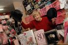 No sign of slowing down for Pauline as she celebrates 80th birthday