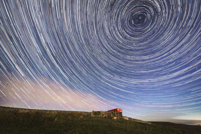 Orionid meteor shower set to light up night skies tonight. Pic credit: PA