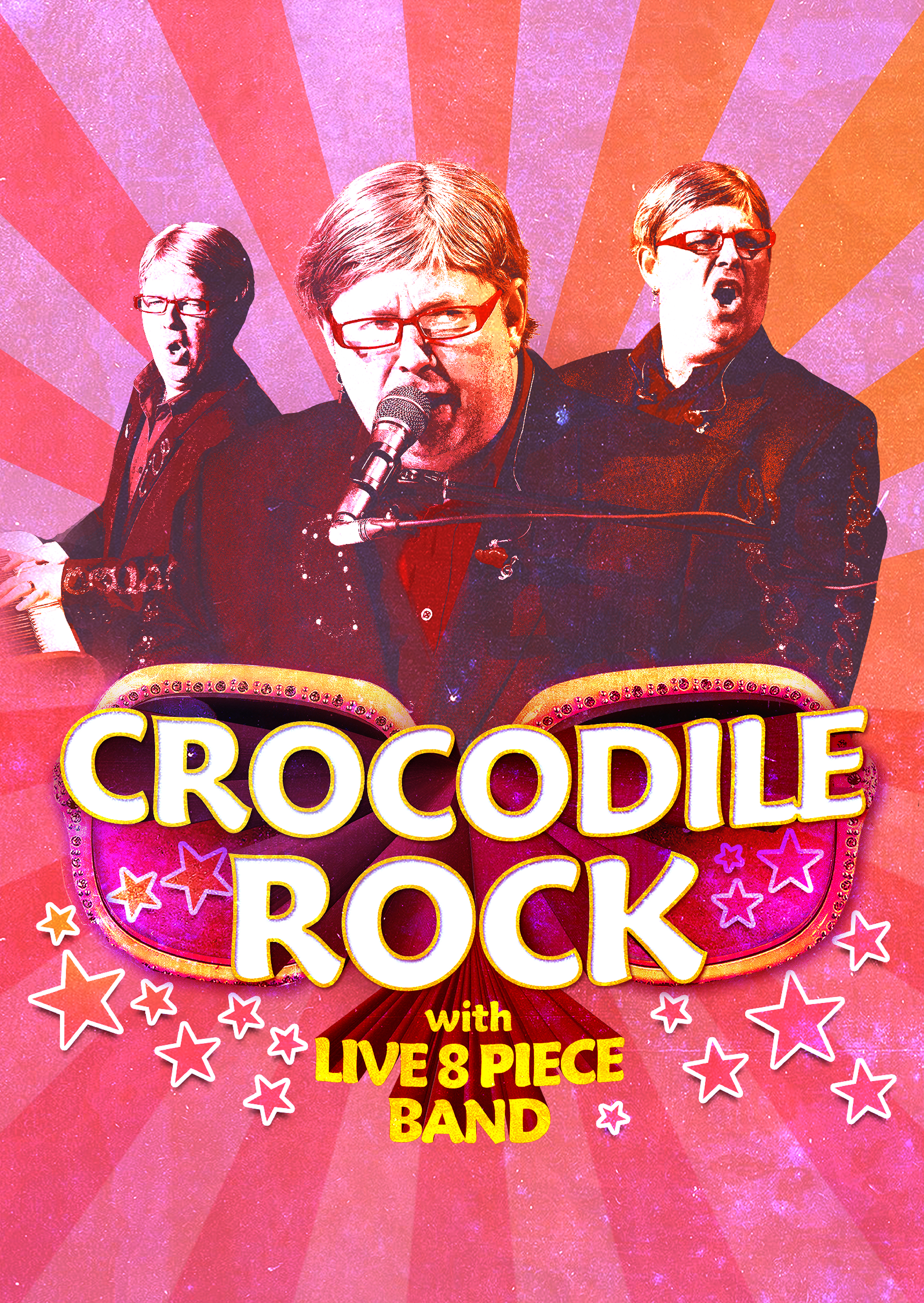 Crocodile Rock - The Authentic Sound of Elton John