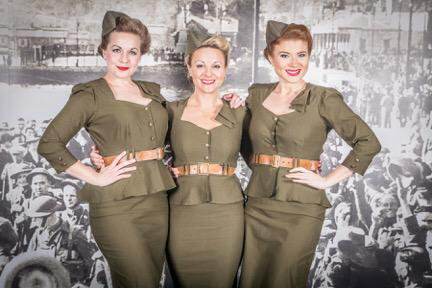 Revival Live - The Bombshell Belles