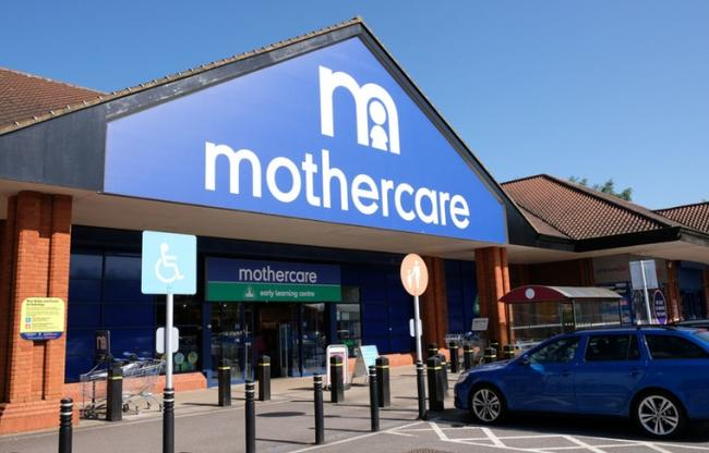 All Mothercare stores set to close