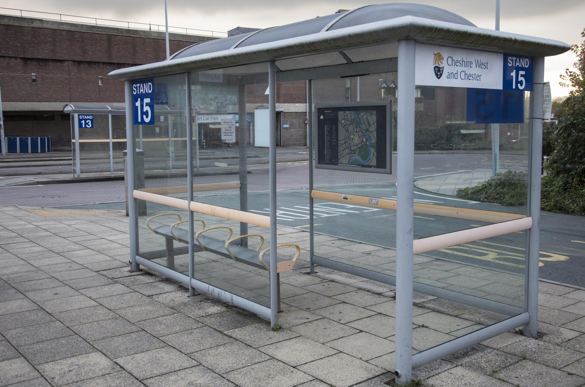 Council offers free bus shelters to local community groups - Northwich Guardian