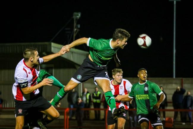 Clubs like 1874 Northwich and Witton Albion do not want to see another season voided. Picture: Karl Brooks Photography