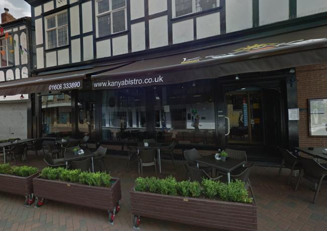 The open letter has been written by owners of Kanya Bar and Bistro on High Street (Google Maps)