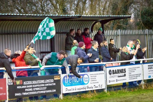 Vics fans. Picture: Angela Buckley