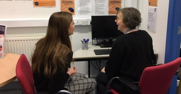 Volunteers at Citizens Advice Cheshire West are bracing themselves for the busiest time of the year for debt advice.