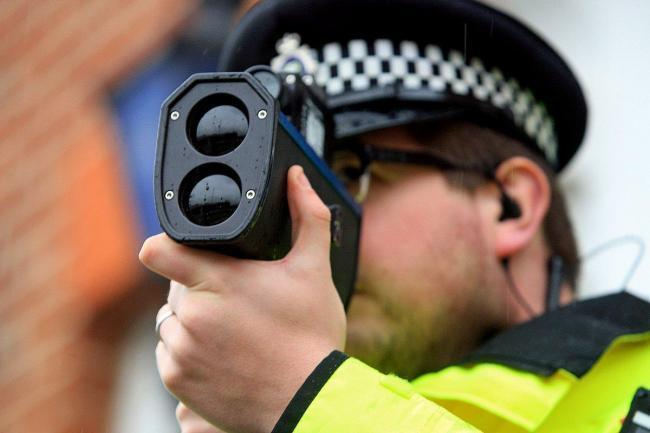 Police forces to work together after motorists clock up speeds of more than 140mph