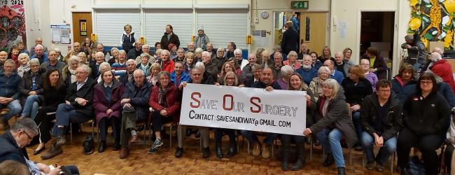 Cuddington and Sandiway residents have started an action group to fight back against the closure plans