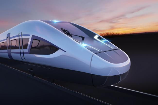 'HS2 is not about speed'?