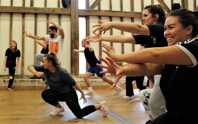Royal Opera House's Create and Dance Programme