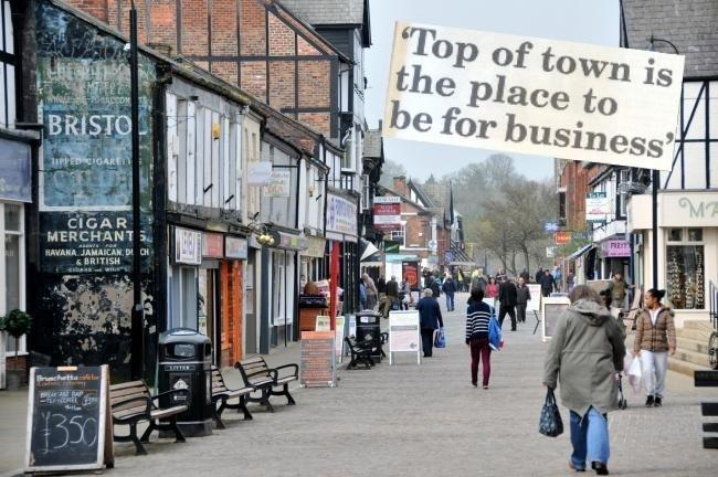 Business owners at the top end of Witton Street reflect on why footfall is down in that area