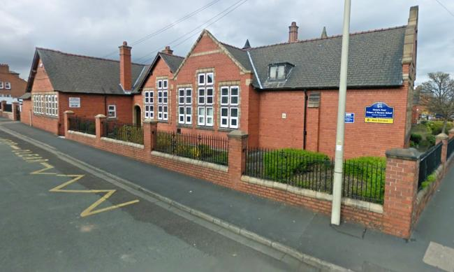 One of the new defibrilators has been fitted at Victoria Road Primary School (Credit: Google Maps)