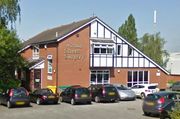 Witton Street Surgery (Credit: Google Maps)