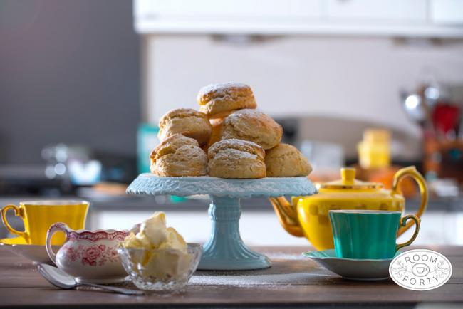 Learn how to bake a scone with our live tutorial