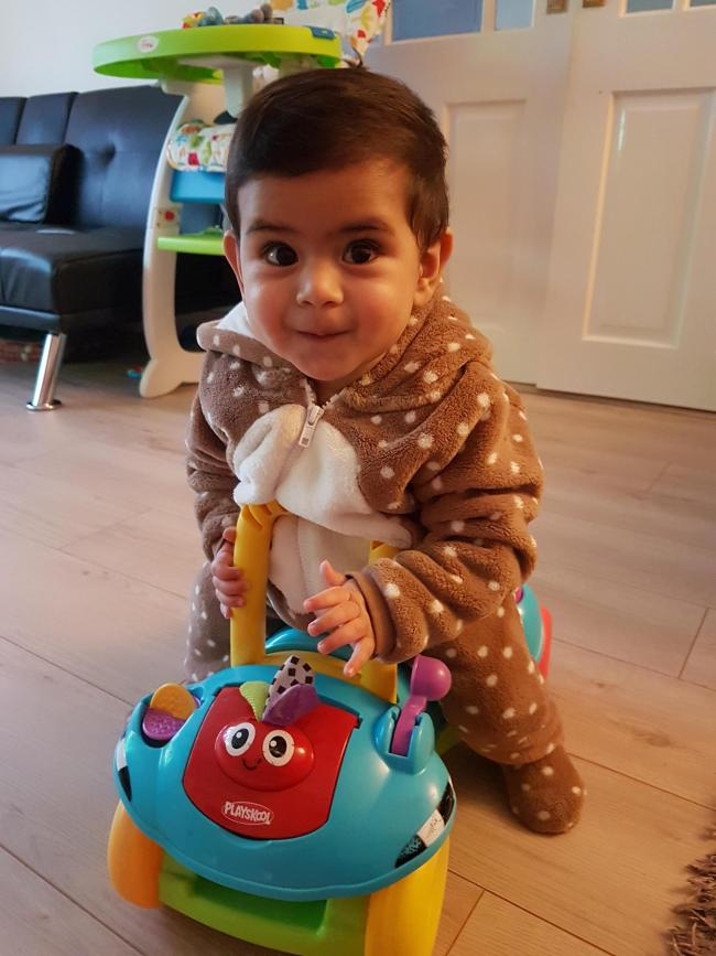 Arjun Jethwani from Kingsmead, Northwich, celebrated his 1st birthday in lockdown on 25th of March 2020 You are our little bundle of joy, may you grow up to be smart and wise and get all the happiness in the world. Lots of love from mummy,daddy and Rohan !!