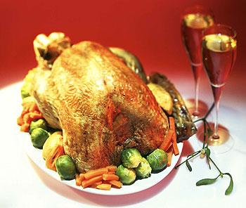 How to cook the perfect Christmas Turkey