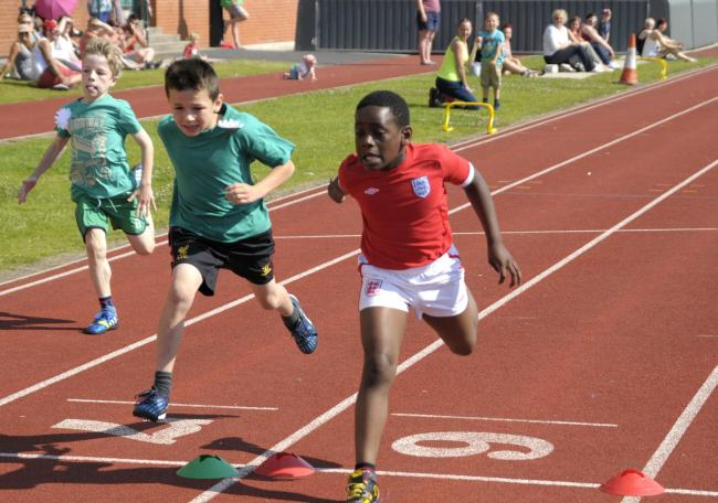School sports days will not be taking place this year