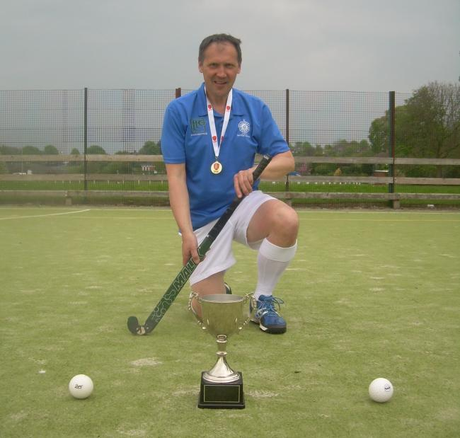 John Stackhouse, of Winnington Park Hockey Club, features in our latest 'Getting to know you' series