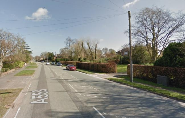 The care home development proposed for Chester Road in Hartford has been recommended for approval (Credit: Google Maps)