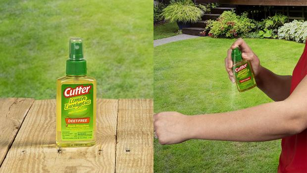 Northwich Guardian: Ditch the horrible smelling insect repellents for one that's fragrant and offers up to six hours of protection. Credit: Cutter