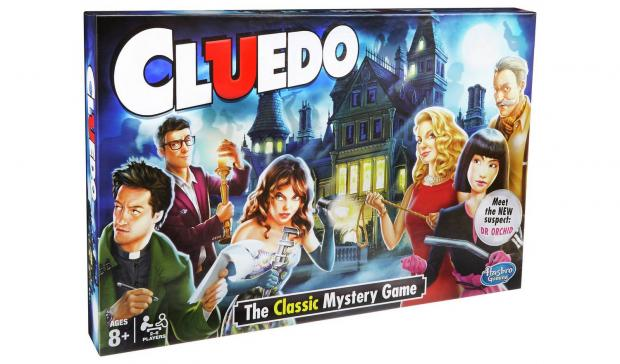 Northwich Guardian: Cluedo board game. Picture: Hasbro Gaming