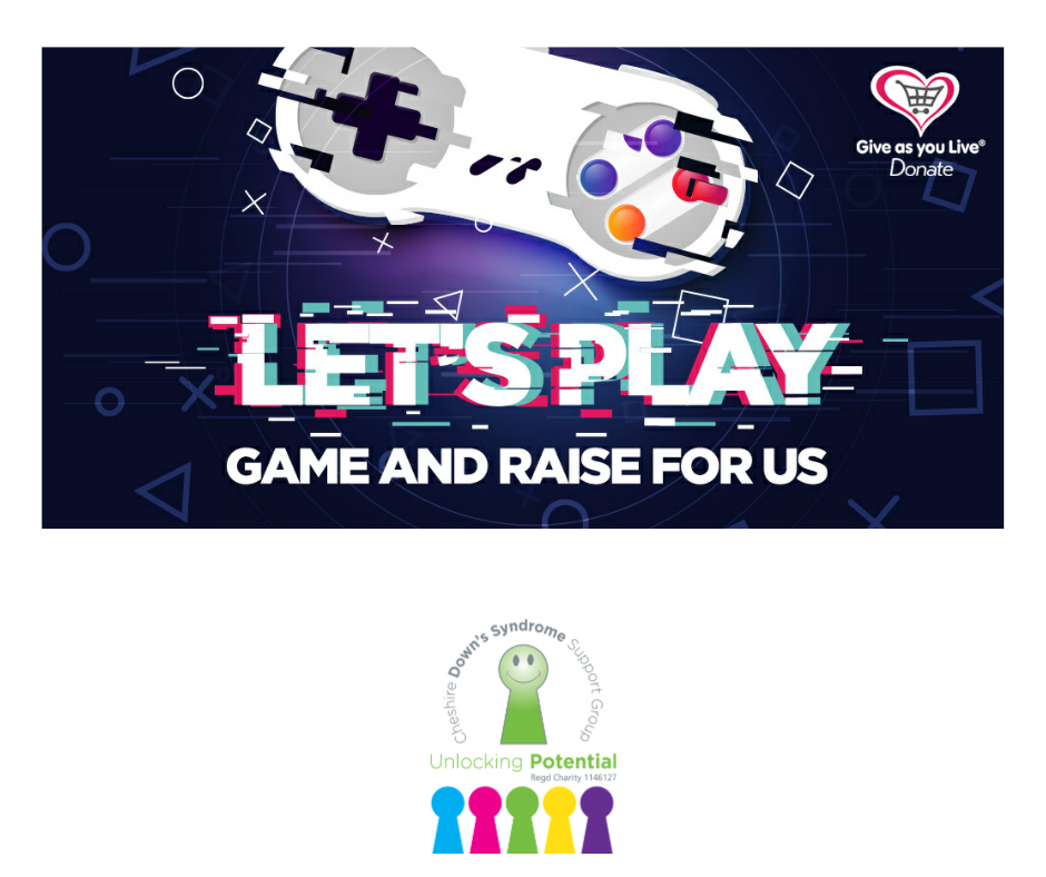 Give as you Live - Let's Play for CDSSG throughout August