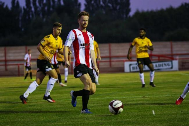 Action from Witton Albion's pre-season friendly against Southport. Pictures by Karl Brooks Photography