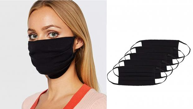 Northwich Guardian: These pleated masks make for a better fit. Credit: Amazon / Oscar Apparels