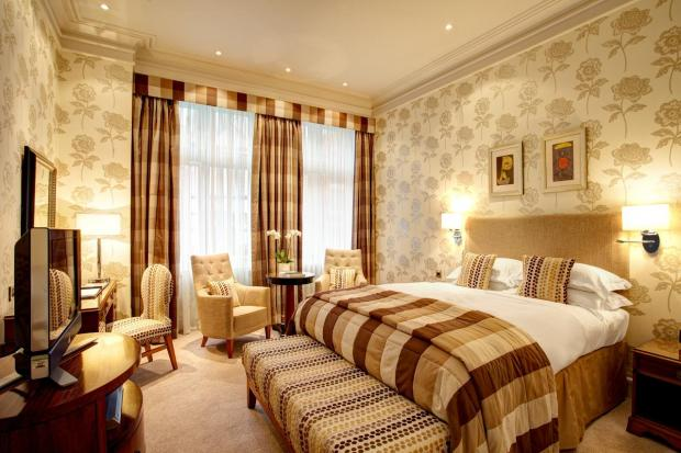 Northwich Guardian: A classic room in the hotel (Photo:Booking.com)