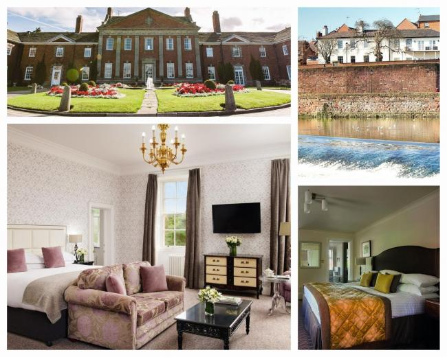 Inside five luxury hotels in Cheshire