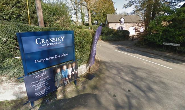 Tributes have been paid to Alison Riley by the Cransley community. Image: Google Maps