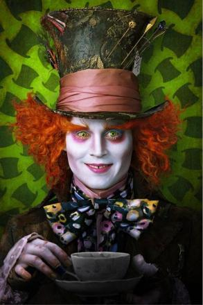 Mad Hatter's tea party comes to Hartford