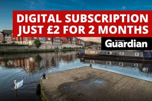 Don't miss out on Guardian's £2 for 2 months digital subscription offer