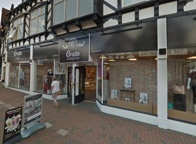Northwich Guardian readers have been reating to news Bratts is closing its iconic town centre store.