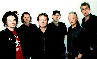 The Levellers to headline in Northwich