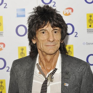 Ronnie Wood has revealed Bob Dylan loves his radio show