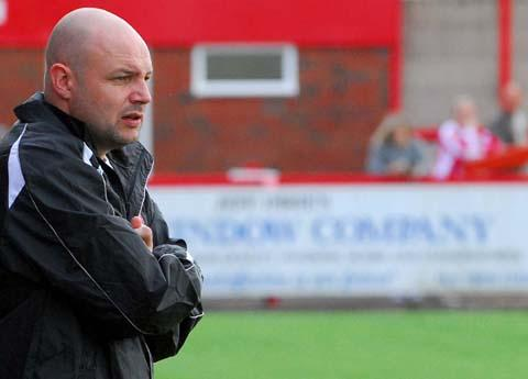 Northwich Guardian: Brian Pritchard expects his players to be focsed on their return to league action this weekend.