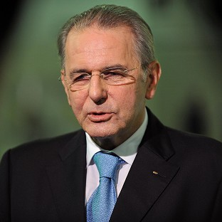 International Olympic Committee chief Jacques Rogge is visiting London to establish the legacy of the 2012 Games