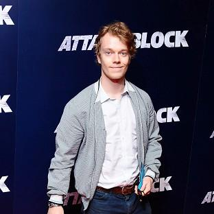 Alfie Allen doesn't like watching Game Of Thrones with his mum